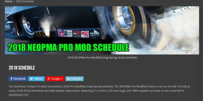 NEOPMA Pro Mod Schedule released